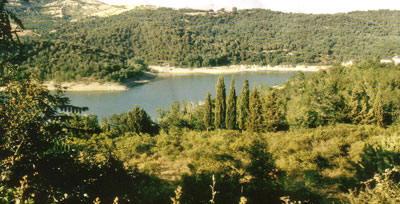 Lago d' Ancipa